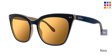 Navy Lilly Pulitzer Kenda Sunglasses