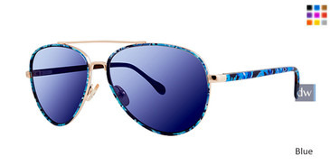 Blue Lilly Pulitzer Danica Sunglasses
