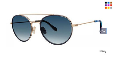 Navy Lilly Pulitzer Caridee Sunglasses