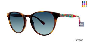 Tortoise Lilly Pulitzer Mooring Sunglasses