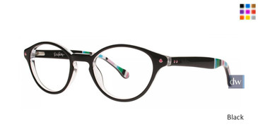 Black Lilly Pulitzer RX Allaire Eyeglasses