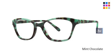 Mint Chocolate Chip Lilly Pulitzer RX Duval Eyeglasses - Teenager