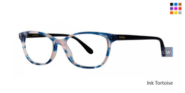 Ink Tortoise Lilly Pulitzer RX Brynn Eyeglasses - Teenager
