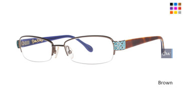 Brown Lilly Pulitzer RX Eve Eyeglasses