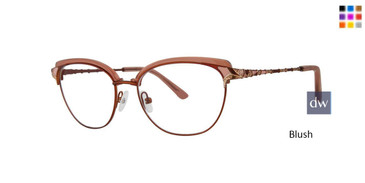 Blush Dana Buchman Charleigh Eyeglasses