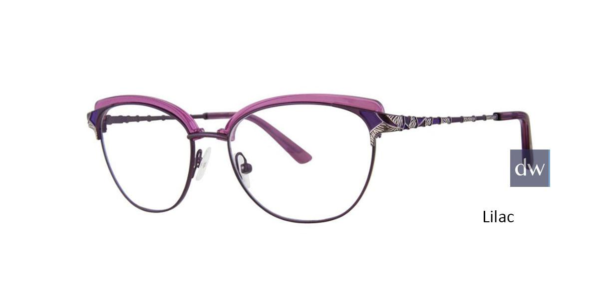 Lilac Dana Buchman Charleigh Eyeglasses
