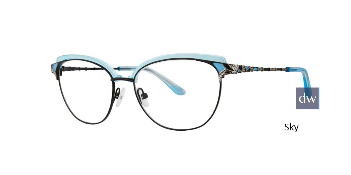 Sky Dana Buchman Charleigh Eyeglasses