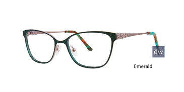 Emerald Dana Buchman Phylis Eyeglasses
