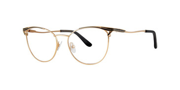 Black Dana Buchman Carol Sue Eyeglasses - Teenager
