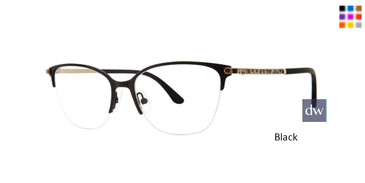 Black Dana Buchman Jordan Eyeglasses