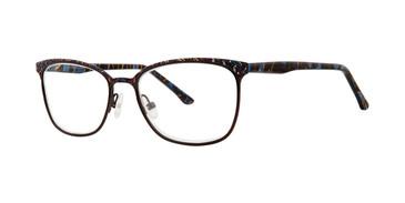 Black Dana Buchman Bluebell Eyeglasses.