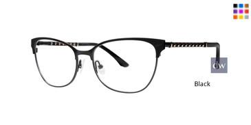 Black Dana Buchman Calla Eyeglasses