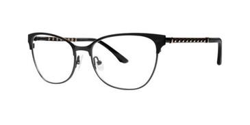 Black Dana Buchman Calla Eyeglasses.