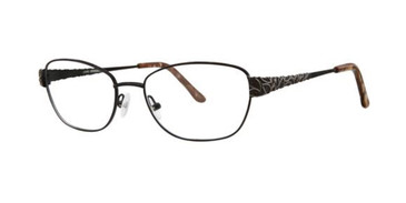 Black Dana Buchman Gardenia Eyeglasses.