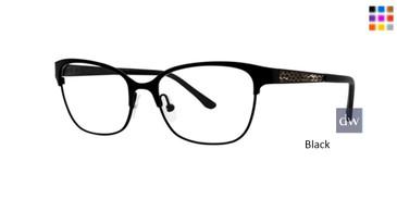 Black Dana Buchman Ashlen Eyeglasses
