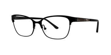 Black Dana Buchman Ashlen Eyeglasses.
