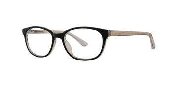 Black Dana Buchman Anicia Eyeglasses.