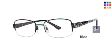 Black Dana Buchman Holden Eyeglasses