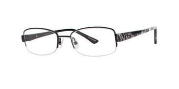 Black Dana Buchman Holden Eyeglasses.