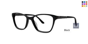 Black Dana Buchman Fauve Eyeglasses