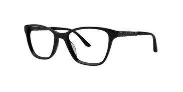 Black Dana Buchman Fauve Eyeglasses.