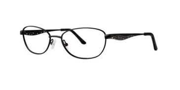 Black Dana Buchman Annabelle Eyeglasses.