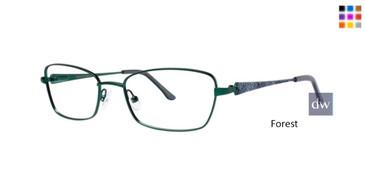 Forest Dana Buchman Kallaway Eyeglasses