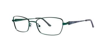 Forest Dana Buchman Kallaway Eyeglasses.