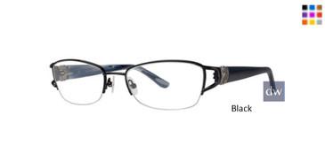 Black Dana Buchman Jannah Eyeglasses