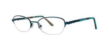 Midnight Dana Buchman Karlotte Eyeglasses.