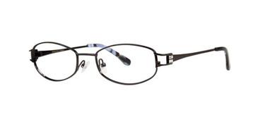 Black Dana Buchman Estelle Eyeglasses.