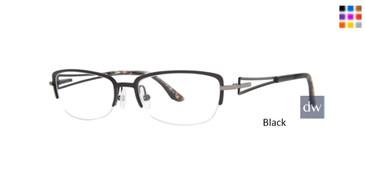 Black Dana Buchman Kellen Eyeglasses