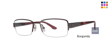 Burgundy Dana Buchman Annice Eyeglasses