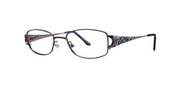 Black Dana Buchman Adelphia Eyeglasses.