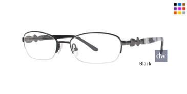 Black Dana Buchman Kadin Eyeglasses