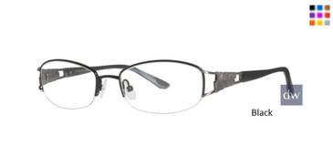 Black Dana Buchman Madalena Eyeglasses