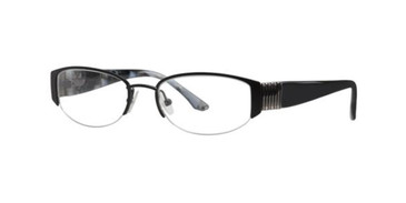 Black Dana Buchman Arisia Eyeglasses.