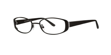 Black Dana Buchman Jonie Eyeglasses - Teenager