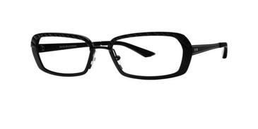 Black Dana Buchman Florence Eyeglasses.