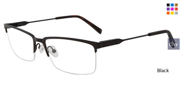 Black Jones New York J363 Eyeglasses.