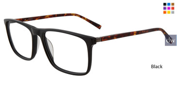 Black Jones New York J535 Eyeglasses.