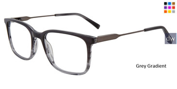 Grey Gradient Jones New York J536 Eyeglasses.