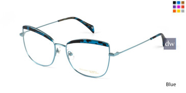 Blue William Morris Black Label BLOLIVIA Eyeglasses