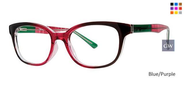 Blue/Purple Parade Q 1794 Eyeglasses