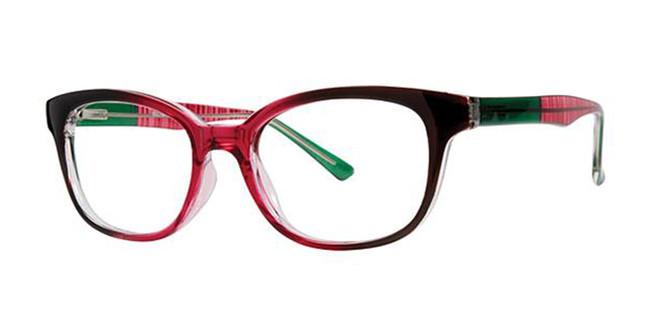 Blue/Purple Parade Q Series 1794 Eyeglasses.