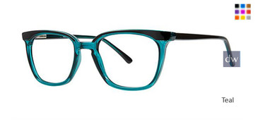 Teal Parade Q 1793 Eyeglasses - Teenager