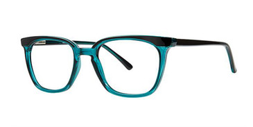 Teal Parade Q Series 1793 Eyeglasses - Teenager.