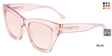 Blush Carolina Herrera SHE831V Sunglasses.