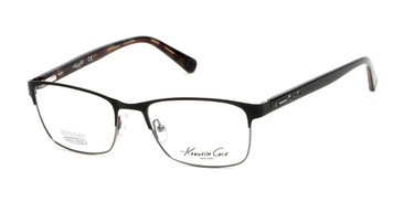 Matte Black Kenneth Cole New York KC0248 Eyeglasses.