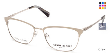 Grey Kenneth Cole New York KC0275 Eyeglasses.